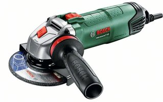 Bosch PWS Universal+ 125mm Haakse Slijpmachine